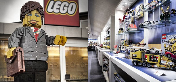 753 Lego Production Factory in Billund, Denmark