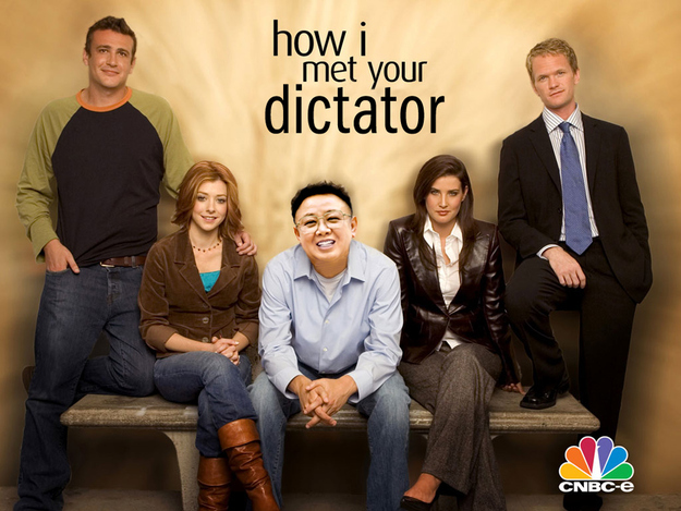 kim jong il how i met your mother hells tv shows