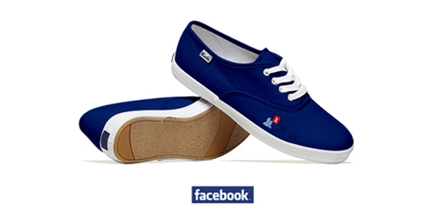 facebook shoes feeldesain Keds & Social Media // Design Shoes