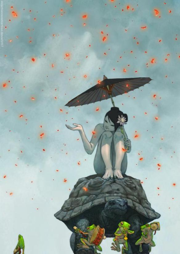 1600 848 Digital Illustrations by Yasmine Putri
