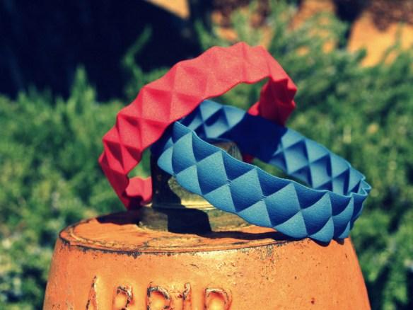 BumpBangle cunicode 004 3D Printed Bracelet