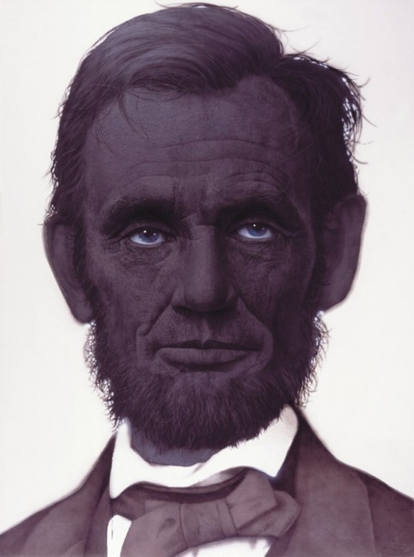Color Icons Abraham Lincoln Colour Icons