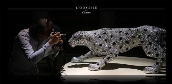 DYT Odyssee de cartier behind the scene Odyssée de Cartier « Behind The Scenes »