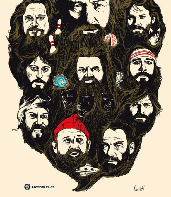 beard poster1 Beards poster competition