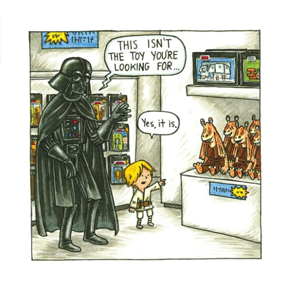 darth vader and son toy Darth Vader & Son
