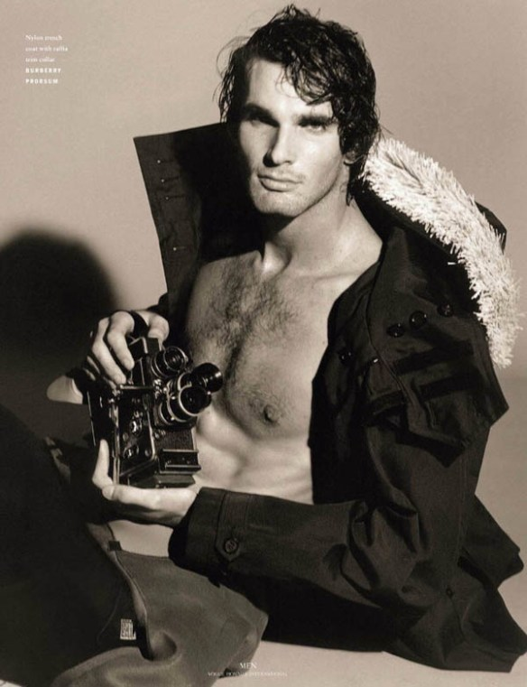 dd758 Bruce Weber Vogue Hommes International 02 Bruce Weber in Vogue Hommes International