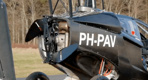 feeldesain PAL V Flying Car 1 PAL V | Flying Car