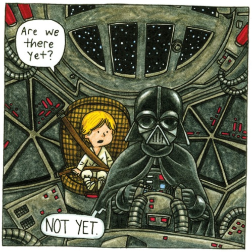 tumblr m22ox040dE1rse1ipo1 500 What Darth Vader Would Look Like If He Was a Good Dad ?