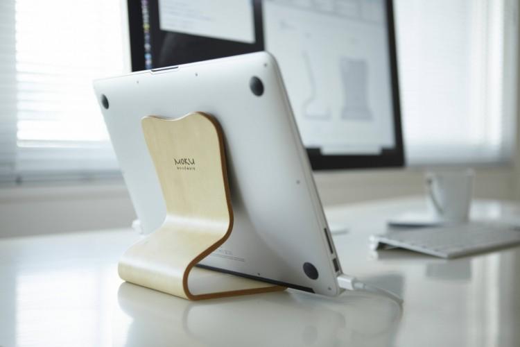 desktopchair 750x500 Desktop Chair by Atelier MOKU