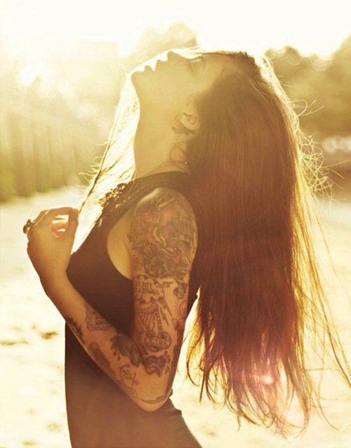 inkd girls compilation2 01 Ink Fashion: Miscellaneous Tattooed Girls Photography