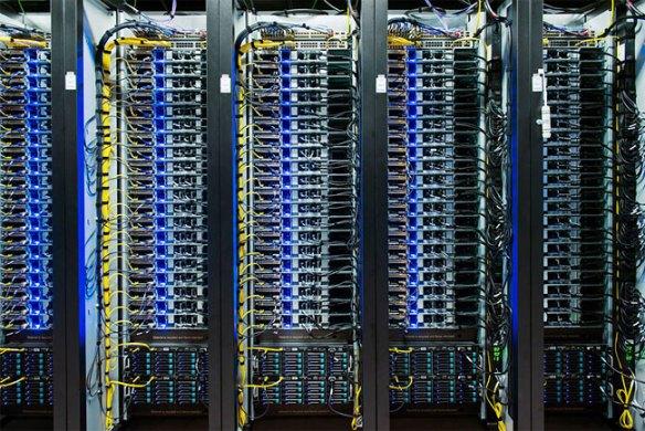 359 Inside Facebook's Data Center Near the Arctic Circle