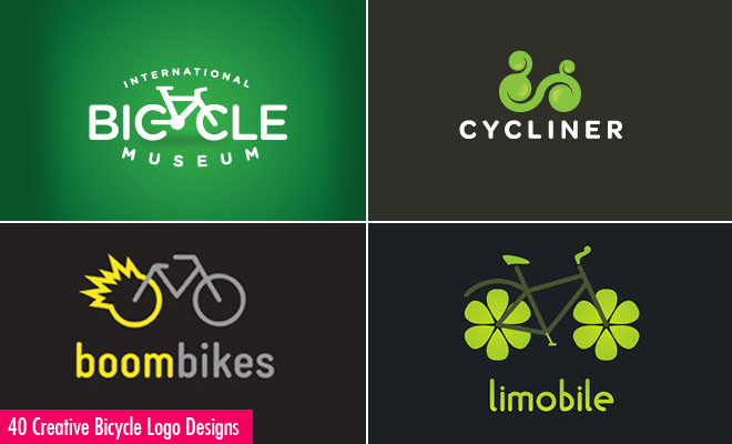 g280 40 Creative and Brilliant Bicycle Logo Designs for your inspiration