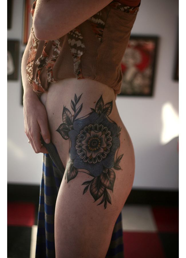 tattoo inspiration alice carrier a Tattoo Inspiration: Alice Carrier