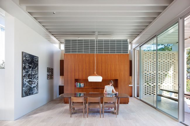leibal stewarthouse chenchow 6 650x433 Stewart House by Chenchow Little Architects