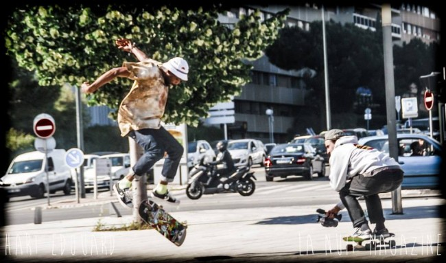 1010747 4862260005673 65886672 n 650x383 Dragon Zoo episode 2 French Skateboarding video.