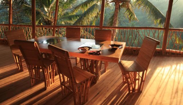 1351523186 3 640x368 Green Village in Bali