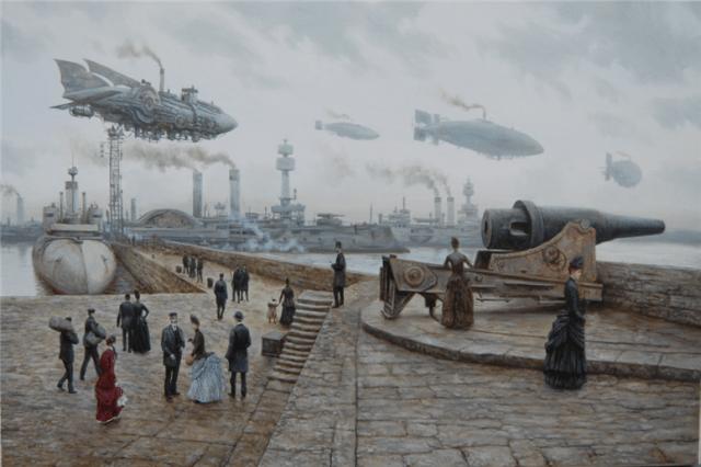 imaginarul lui Jules Verne