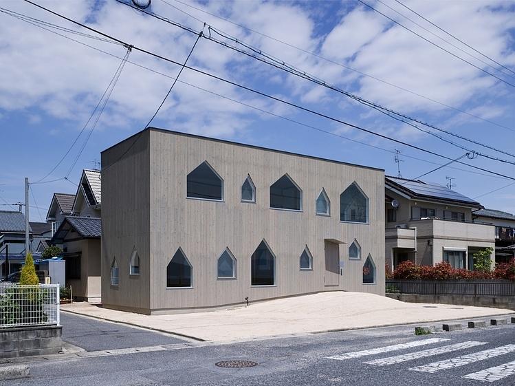 008 house jigozen suppose design office House in Jigozen by Suppose Design Office