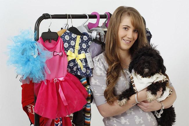 819 British Dog Lover Spends £30,000 On Her Nine Pets