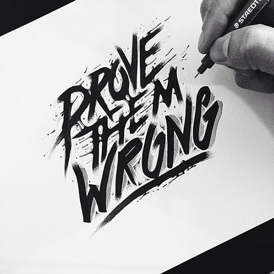 Stunning Typography Lettering Designs by Raul Alejandro 26 30+ Stunning Typography & Lettering Designs by Raul Alejandro