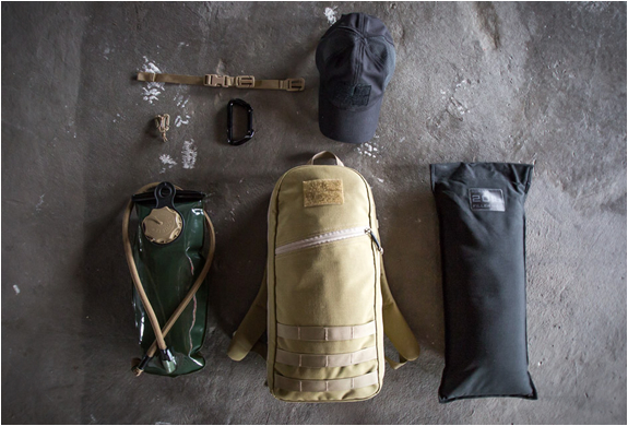 goruck rucking kits 2 Goruck Rucking Kits
