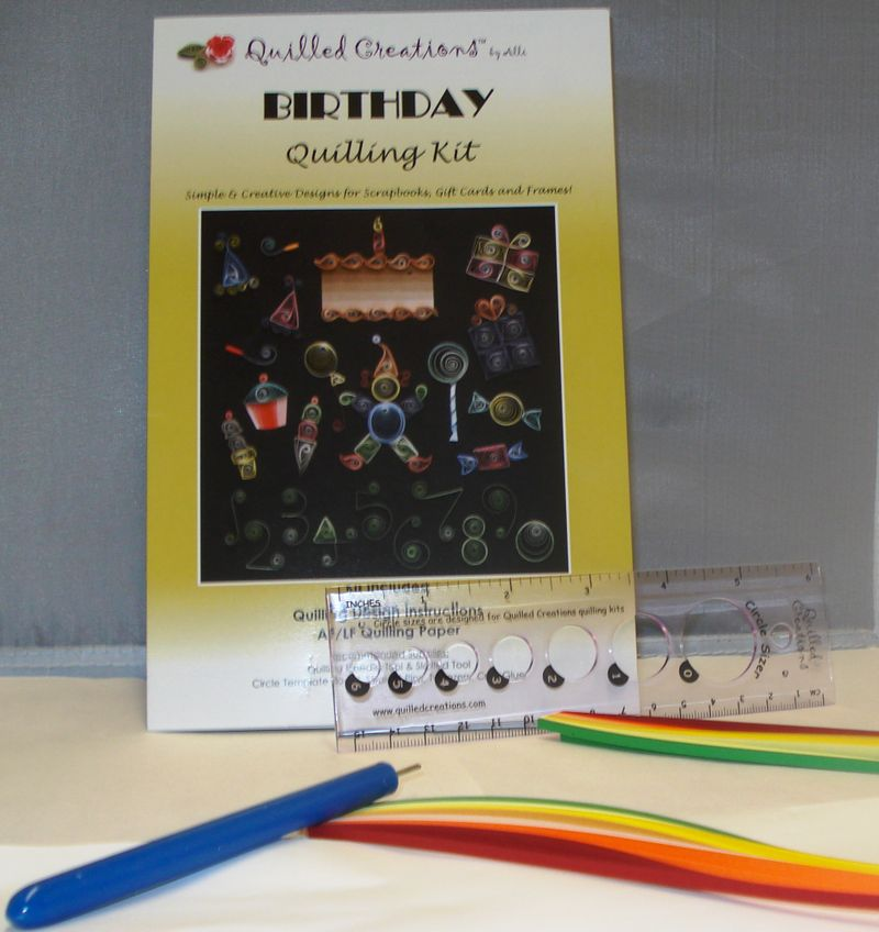Quilling Tooks for Beginners Class