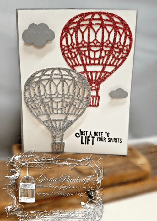 Lift Me Up  Up & Away Occasions Catalog