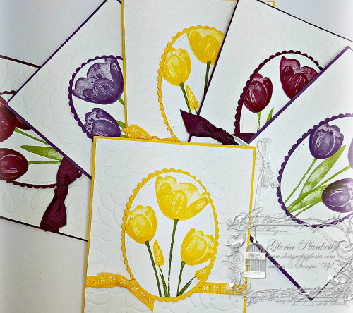 Tranquil Tulips 1