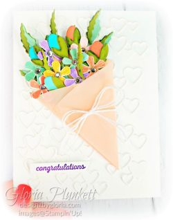 """Thoughtful blooms stamp set, pleased as punch designer series paper, metallic bakers twine & sequins combo pack, small bloom punch, sending flowers dies, rectangle stitched framelits, 5/8"""" whisper white flax ribbon, real red rhinestones, silicone craft mat, white embossing powder, versamark ink pad, heat tool, watercolor paper, crumb cake cardstock, tear & tape, 1"""" circle punch, simply scored, paper trimmer, Paper Snips, Take Your Pick Tool, Stampin' Sponges, White Chalk Marker, Stitched Rectangle Dies, sip & celebrate dies, Grid Paper, stampin sponge, perfectly plaid Stamp set, truck ride dies, shimmery crystal effects, braided linen ribbon, to every season stamp set, every season punch, gold foil paper, shaded spruce cardstock, cherry cobbler cardstock, wrapped in plaid 6 x 6 designer series paper, thick whisper cardstock, silicone craft mat, grid paper, polka dot tulle ribbon, come to gather designer series paper, splitcoaststampers, come painters, blender pens, clear wink of stella, stampin' trimmer, very vanilla cardstock, sponge daubers, dimensionals, paper snips, multipurpose liquid glue take your pick, SNAIL adhesive, stampin' up! Demonstrator, how to, diy handmade, homemade, rubber stamping, greeting card, crafts cardmaking to gathered ribbon combo pack, Tags & More Accessory kit, black stampin dimensionals, detailed trio punch, basic black cardstock, old olive classic ink, memento tuxedo black ink, black stazon ink, thick whisper white cardstock, whisper white cardstock, stamparatus, aqua painters"""