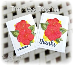 """Timeless tropical stamp set, tropical oasis designer series paper, in the tropics dies, tropical oasis memories & more card pack, early expresso cardstock, basic black cardstock, gorgeous grape cardstock, rococo rose light and dark stampin' blends, granny apple green dark and light stampin' blends, watercolor pencils, blender pen, petal pink cardstock, stitched so sweetly dies, rectangle stitched framelits, 5/8"""" whisper white flax ribbon, real red rhinestones, silicone craft mat, white embossing powder, versamark ink pad, heat tool, watercolor paper, crumb cake cardstock, tear & tape, 1"""" circle punch, simply scored, paper trimmer, Paper Snips, Take Your Pick Tool, Stampin' Sponges, White Chalk Marker, Stitched Rectangle Dies, sip & celebrate dies, Grid Paper, stampin sponge, perfectly plaid Stamp set, truck ride dies, shimmery crystal effects, braided linen ribbon, to every season stamp set, every season punch, gold foil paper, shaded spruce cardstock, cherry cobbler cardstock, wrapped in plaid 6 x 6 designer series paper, thick whisper cardstock, silicone craft mat, grid paper, polka dot tulle ribbon, come to gather designer series paper, splitcoaststampers, come painters, blender pens, clear wink of stella, stampin' trimmer, very vanilla cardstock, sponge daubers, dimensionals, paper snips, multipurpose liquid glue take your pick, SNAIL adhesive, stampin' up! Demonstrator, how to, diy handmade, homemade, rubber stamping, greeting card, crafts cardmaking to gathered ribbon combo pack, Tags & More Accessory kit, black stampin dimensionals, detailed trio punch, basic black cardstock, old olive classic ink, memento tuxedo black ink, black stazon ink, thick whisper white cardstock, whisper white cardstock, stamparatus, aqua painters, simply shammy shammie"""