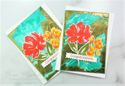 """Floral gallery dies, art gallery stamp set, dove of piece stamp set, vellum cardstock, slimline, tall, apple builder punch, autumn eaves punch pack, plaid tidings designer series paper, stitched rectangle dies, ornate thanks stamp set, hammered metal 3d embossing folder, poppy moments dies, jar of flowers stamp set, layering square dies, Playful alphabet dies, gather together stamp set, pet dies, whale builder punch, playful pets designer series paper, whale of a time dsp, 3/8"""" sheer ribbon, whale of a time sequins, Gold hoop embellishments, free as a bird stamp set, magenta madness cardstock, cinnamon cider cardstock, just jade cardstock, magenta madness cardstock, jar punch, ornate garden specialty designer series paper, itty bitty greetings, pear pizzazz cardstock, seaside spray cardstock, pressed petals specialty designer series paper, botanical prints product medley, detailed band dies, ornate layers dies, Ornate style stamp set, ornate garden specialty designer series paper, ornate layers dies, grapefruit grove cardstock, gold glitter enamel dots, coastal weave 3d embossing folder, basket weave embossing folder, a wish for everything stamp set, word wishes dies, ornate layers dies, ornate floral 3d embossing folder, ornate garden ribbon, ornate garden specialty designer series paper, best dressed 6"""" x 6"""" dsp, pear pizzazz classic ink, sponge daubers, peaceful moments stamp set, subtles embossing folder, rectangle stitched dies, saddle brown stazon ink, blushing bride cardstock, from my heart faceted gems, pear pizzazz classic ink, pleased as punch designer series paper, granny apple green cardstock, basic black cardstock, gorgeous grape cardstock, rococo rose light and dark stampin' blends, granny apple green dark and light stampin' blends, watercolor pencils, blender pen, petal pink cardstock, stitched so sweetly dies, rectangle stitched framelits, 5/8"""" whisper white flax ribbon, real red rhinestones, silicone craft mat, white embossing powder, versamark ink """