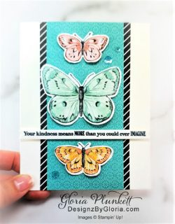 """Butterfly brilliance stamp set, butterfly bijou designer series paper, brilliant wings dies, Suit & tie dies, layering ovals, layering circles, rococo rose cardstock, vellum cardstock, slimline, tall, apple builder punch, autumn eaves punch pack, plaid tidings designer series paper, stitched rectangle dies, ornate thanks stamp set, hammered metal 3d embossing folder, poppy moments dies, jar of flowers stamp set, layering square dies, Playful alphabet dies, gather together stamp set, pet dies, whale builder punch, playful pets designer series paper, whale of a time dsp, 3/8"""" sheer ribbon, whale of a time sequins, Gold hoop embellishments, free as a bird stamp set, magenta madness cardstock, cinnamon cider cardstock, just jade cardstock, magenta madness cardstock, jar punch, ornate garden specialty designer series paper, itty bitty greetings, pear pizzazz cardstock, seaside spray cardstock, pressed petals specialty designer series paper, botanical prints product medley, detailed band dies, ornate layers dies, Ornate style stamp set, ornate garden specialty designer series paper, ornate layers dies, grapefruit grove cardstock, gold glitter enamel dots, coastal weave 3d embossing folder, basket weave embossing folder, a wish for everything stamp set, word wishes dies, ornate layers dies, ornate floral 3d embossing folder, ornate garden ribbon, ornate garden specialty designer series paper, best dressed 6"""" x 6"""" dsp, pear pizzazz classic ink, sponge daubers, peaceful moments stamp set, subtles embossing folder, rectangle stitched dies, saddle brown stazon ink, blushing bride cardstock, from my heart faceted gems, pear pizzazz classic ink, pleased as punch designer series paper, granny apple green cardstock, basic black cardstock, gorgeous grape cardstock, rococo rose light and dark stampin' blends, granny apple green dark and light stampin' blends, watercolor pencils, blender pen, petal pink cardstock, stitched so sweetly dies, rectangle stitched framelits, 5/8"""" whisper w"""