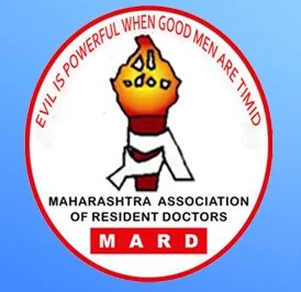 Maharashtra Association of Resident Doctor MARD Logo