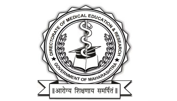 Director of Medical Education and Research (DMER), Mumbai, Government of Maharashtra logo