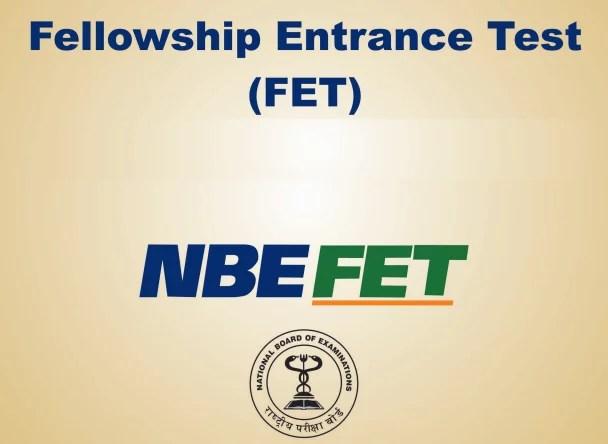 NBE FET logo