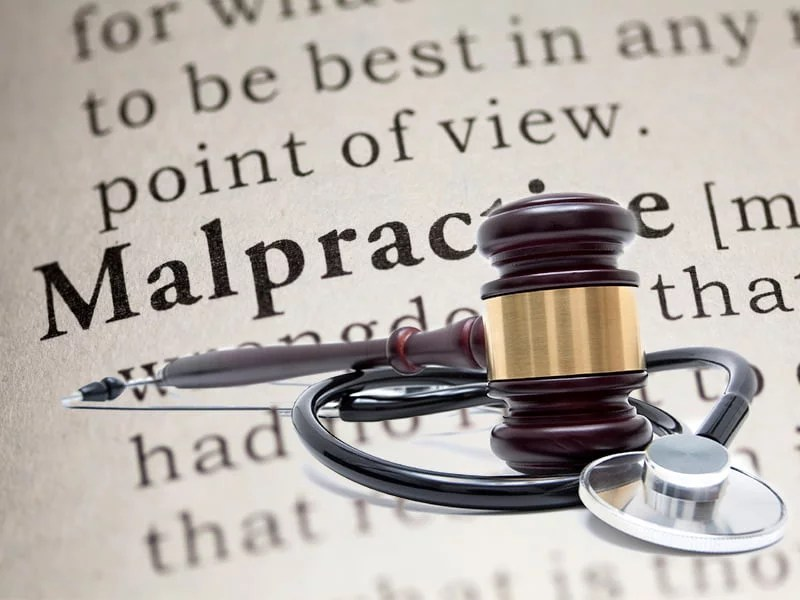 Insurance Company ordered by Court to Pay fine for Medical Negligence of Doctors