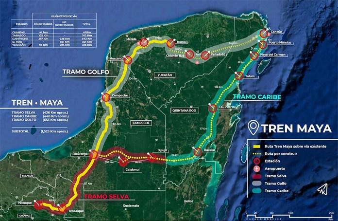 Image result for empresarios dicen no al tren maya y aeropuerto