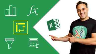 Microsoft Excel - The Xtreme Excel Pivot Tables Course