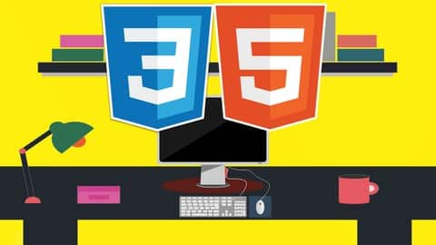 Create a Website from Scratch using HTML CSS step by step