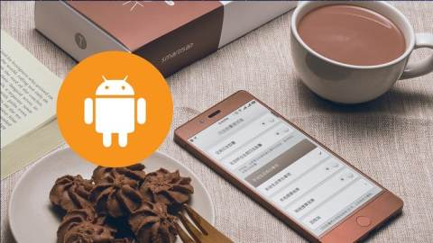 Android project base app development course build (Real App)
