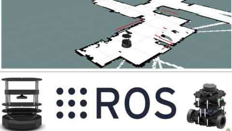 ROS for Beginners: Basics, Motion, and OpenCV