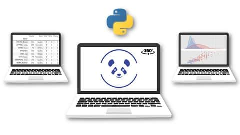 The Complete Pandas Bootcamp: Master your Data in Python.