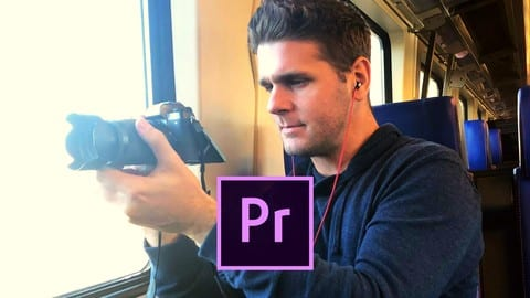 Adobe Premiere Pro CC 2019: Edit Amazing Vlogs with Brad