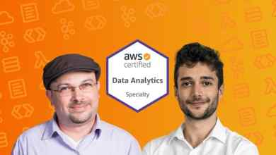 AWS Certified Data Analytics Specialty 2020 (ex Big Data)