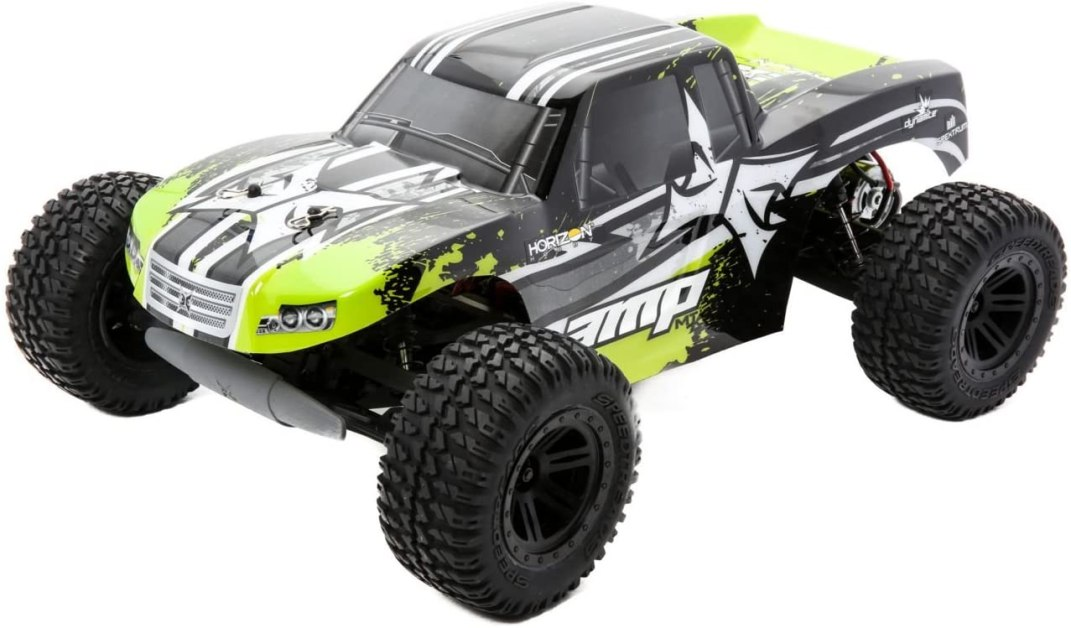 ECX AMP MT 1:10 2WD RTR Monster Truck review
