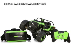 new bright dash cam rock crawler