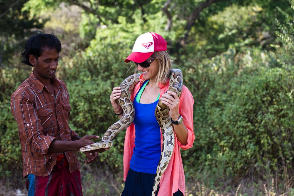 Snake Charmers in Sri Lanka (3/6)
