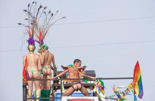 SPAIN - GAY - PRIDE - PARADE