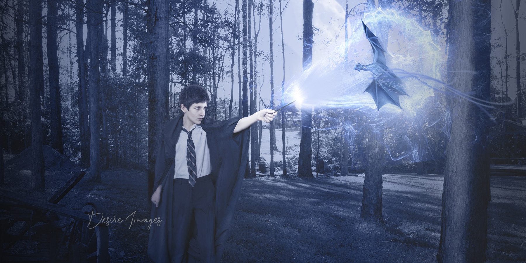 aaa patronus dragon