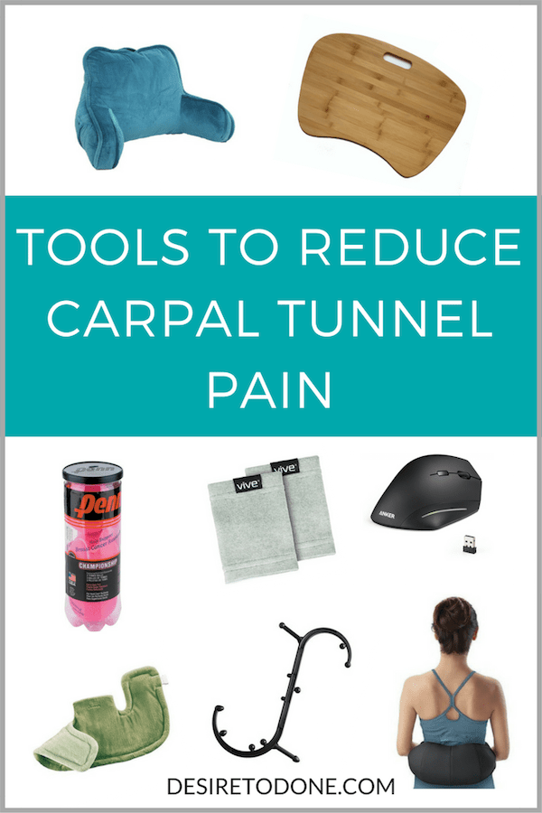 After being diagnosed with cubital and carpal tunnel syndrome, I spent tons of time researching and trying out the best products for reducing my pain. Whether you have carpal tunnel, know someone who does, or are a virtual assistant that types a lot, you'll want to check this out.